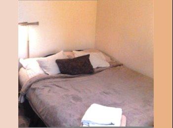 sun + INTERNET, FURNISHED BEDROOM, safe area