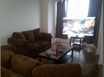 high end condo with room for rent to females only