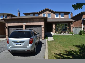 EasyRoommate CA - UTL,CBL,NET,PHN incl w/Rent | Shared 2 Story Home - Mississauga, South West Ontario - $650
