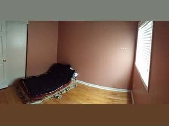 EasyRoommate CA - MISSISSAUGA ROOM FOR RENT PERFECT LOCATION - Mississauga, South West Ontario - $550