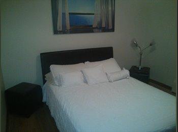 Room for rent in beautiful triplex near lake