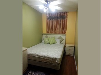 furnished room with High speed Internet (females)
