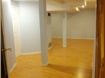 EasyRoommate CA - Basement available Feb 1st - Mississauga, South West Ontario - $750