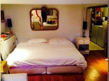 EasyRoommate CA - Magnifique étage privé style loft à louer - Rosemont - La Petite-Patrie, Montréal - $700