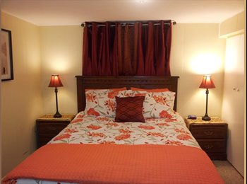 Large Newly Renovated Room with Hot tub, Swimming