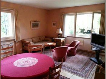 Studio meublé dans maison à Prilly