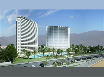 Departamento La Serena, Av del Mar, Casino Enjoy