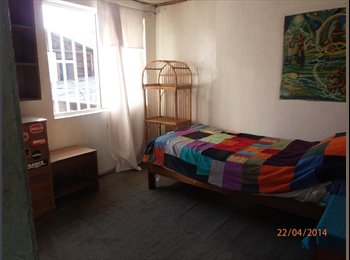 habitacion tres disponibles