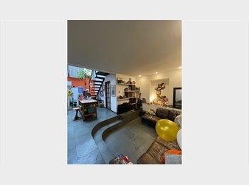 CompartoDepto CL - Arriendo Pieza individual en Casa estilo Loft - Santiago Centro, Santiago de Chile - CH$*