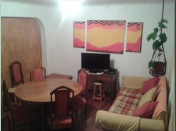 Casa grande para 8 personas en la Serena