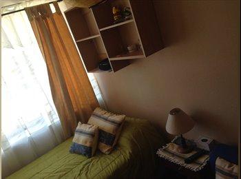CompartoDepto CL - Arriendo pieza estudiantes extranjeros - Viña del Mar, Valparaíso - CH$*