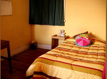 CompartoDepto CL - Habitaciones para estudiantes 2015, cerro placeres - Valparaíso, Valparaíso - CH$*
