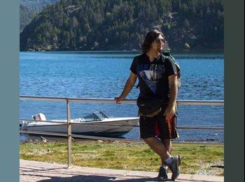 CompartoDepto CL - Gabriel - 23 - Santiago de Chile
