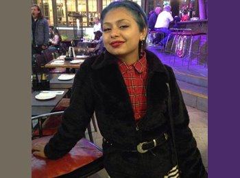 CompartoDepto CL - Naomi Reyes - 18 - Santiago de Chile