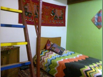 ROOMS AVAILABLE IN MY HOME,MY CASITA