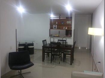 CompartoApto CO - Habitacion amoblada de lujo Sector papi quiero piñ - Bucaramanga, Bucaramanga - COP$*