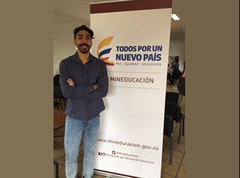 CompartoApto CO - Ricardo  - 22 - Bucaramanga