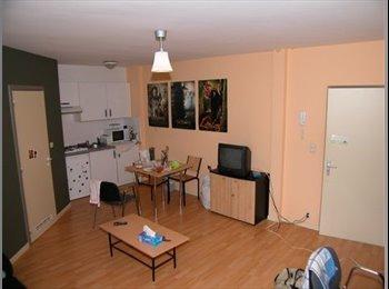 studio's en appartementen studentenbuurt Antwerpen