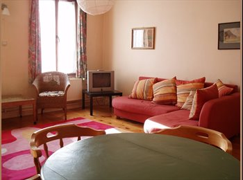 nice sunny apartment in quiet area