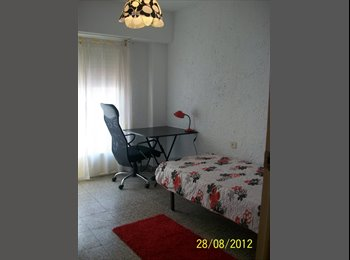 EasyPiso ES - HAB con balcon cerca UPV y UV - Valencia, Valencia - €190