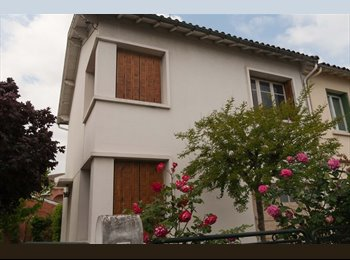 Appartager FR - all inclusive share a house with 3 roomates - Wilson, Toulouse - €425