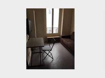 Appartager FR - Studio en location meublée M° HOCHE - Pantin, Paris - Ile De France - €580