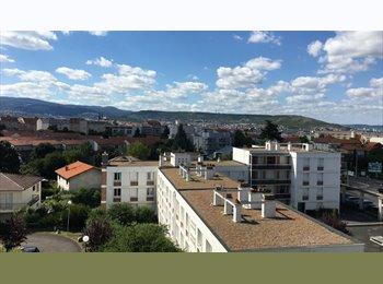Appartager FR - Appartement F3 meublé tout équipé en Co-Location - Clermont-Ferrand, Clermont-Ferrand - €400