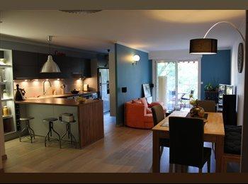 Appartager FR - Coloc à 3 dans un 4 pièces moderne rénové à neuf - Nord Centre Nice, Nice - €500