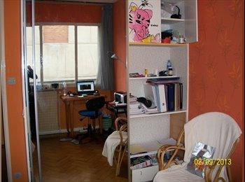 Appartager FR - chambre chez l'habitant - Villeurbanne, Lyon - €330