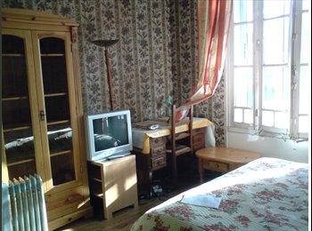 Appartager FR - chambre meublée a louer - Centre, Rennes - €375