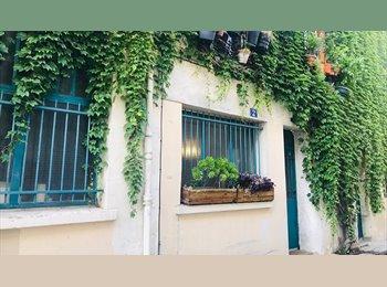 Appartager FR - chambre dans maison paris 75011 - 11ème Arrondissement, Paris - Ile De France - €650