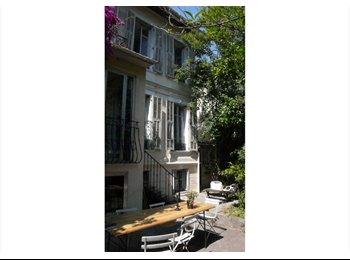 Appartager FR - Maison près de Valrose et de la villa Arson - Nord Centre Nice, Nice - €400