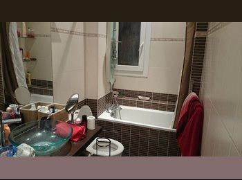 Appartager FR - Chambre ou appartement T3 centre de Courbevoie - Courbevoie, Paris - Ile De France - €650