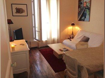 Appartager FR - Colocataire chambre personnelle - 15ème Arrondissement, Paris - Ile De France - €500
