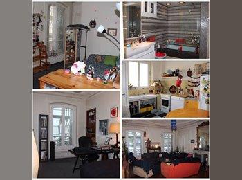 Appartager FR - Recherche une colocataire rapidement - 18ème Arrondissement, Paris - Ile De France - €530