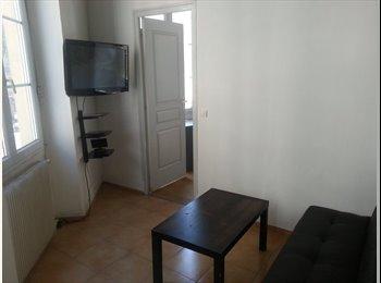 Appartager FR - Appartement meublé tout équipé plein centre Lyon - 3ème Arrondissement, Lyon - €750