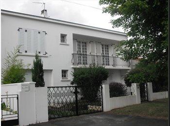 Appartager FR - Chambres dans maison tout confort - Aytré, La Rochelle - €600