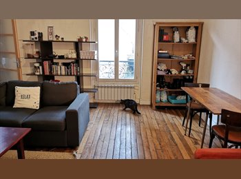 Appartager FR - Deux chambres dans un appartement refait à neuf - 19ème Arrondissement, Paris - Ile De France - €735