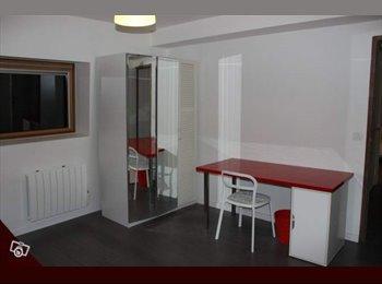 Appartager FR - 1 chambre meublée dans appartement lille - Lille-Moulins, Lille - €450