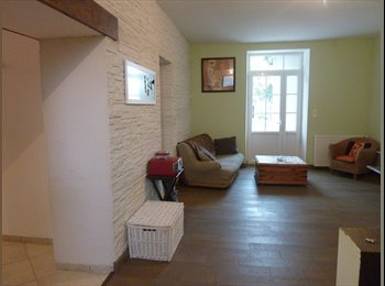 Appartager FR - Chambre à louer - Hiersac, Hiersac - €250