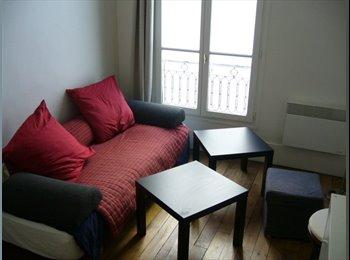 Appartager FR - Colocation Paris 17 - 17ème Arrondissement, Paris - Ile De France - €550