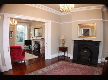 room in city centre period property