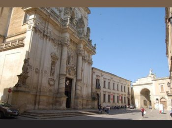 EasyStanza IT - camera uso doppia - Lecce, Lecce - €225