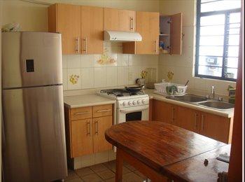CompartoDepa MX - Se comparte casa, en coto muy seguro y agradable - Zapopan, Guadalajara - MX$2800
