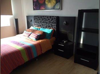 CompartoDepa MX - Casa Completamente amueblada con servicios incluid - Cholula, Cholula - MX$4500