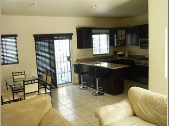 CompartoDepa MX - casa residencial amueblada otay. - Tijuana, Tijuana - MX$16000
