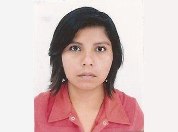 CompartoDepa MX - Gabriela Santos  - 27 - Cancún
