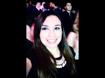 CompartoDepa MX - sandra  - 19 - Monterrey