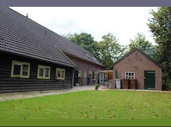 Kamer te huur in grote boerderij Hilvarenbeek