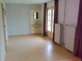 EasyKamer NL - Kamer van 20 m2 met balkon in luxe studentenhuis - Buitenwijk Zuid-Oost, Maastricht - €290